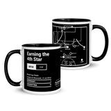 Greatest Germany Plays Mug: Earning the 4th Star (2014)