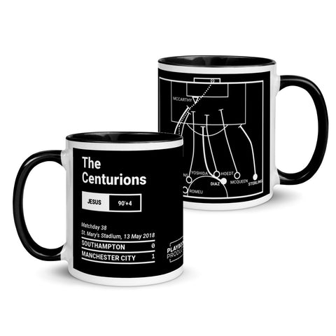 Greatest Manchester City Plays Mug: The Centurions (2018)