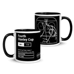 Greatest Rangers Plays Mug: Fourth Stanley Cup (1994)
