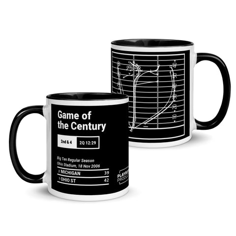 Greatest Ohio State Plays Mug: Game of the Century (2006)
