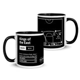 Greatest Magic Plays Mug: Kings of the East (2009)