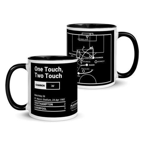 Greatest Southampton Plays Mug: One Touch, Two Touch (1982)