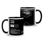 Greatest Kansas City Plays Mug: Great upset (2010)