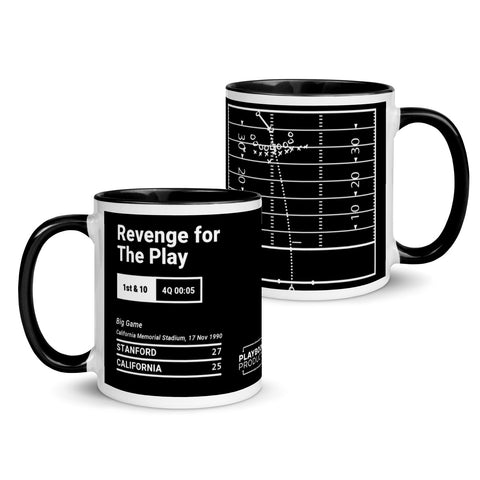 Greatest Stanford Plays Mug: Revenge for The Play (1990)