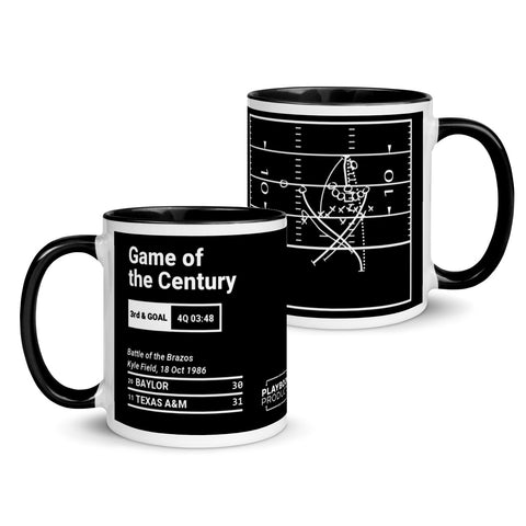 Greatest Texas A&M Plays Mug: Game of the Century (1986)