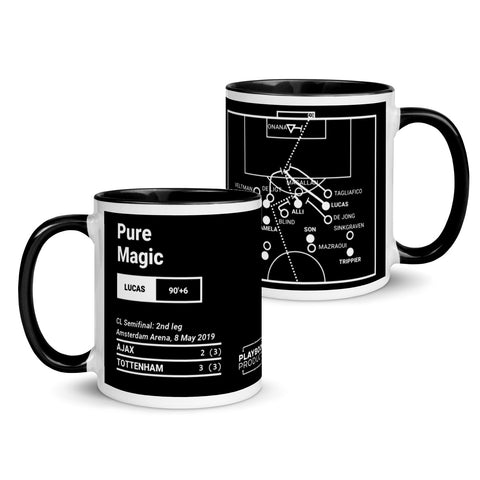 Greatest Tottenham Hotspur Plays Mug: Pure Magic (2019)
