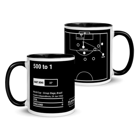 Greatest USA Plays Mug: 500 to 1 (1950)