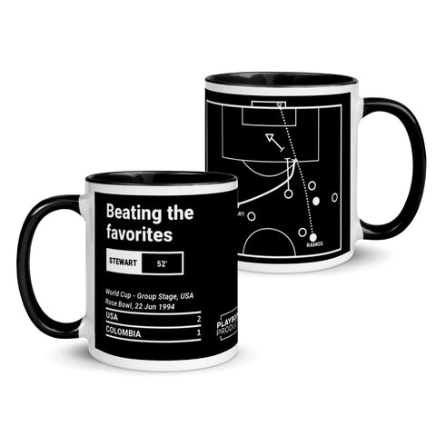 Greatest USA Plays Mug: Beating the favorites (1994)