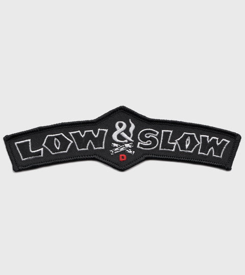 Low & Slow Diemen's patch