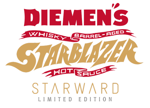 Starblazer - Limited Edition STARWARD Barrel-Aged Whisky Hot Sauce