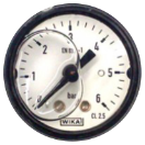 Load image into Gallery viewer, Arag pressure gauge A908006