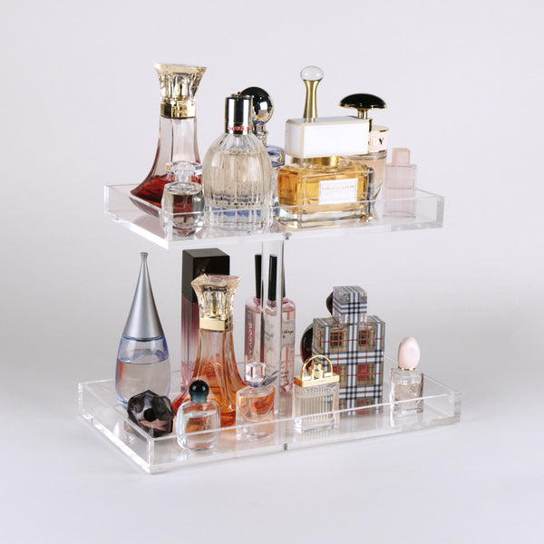 Deluxe Perfume Stand The Beauty Cube