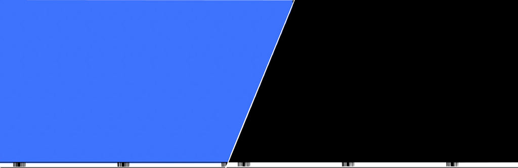 Blue Ribbon Vibran-Sea Double Sided Background Blue and Black 12inx50ft