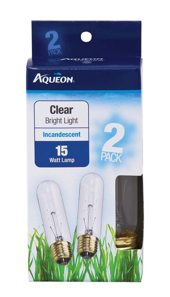 AQE T10 Incan Clear 15w 2pk