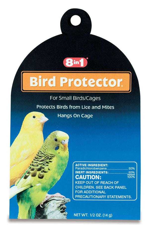 8 in 1 Bird Protector Small Birds .5oz