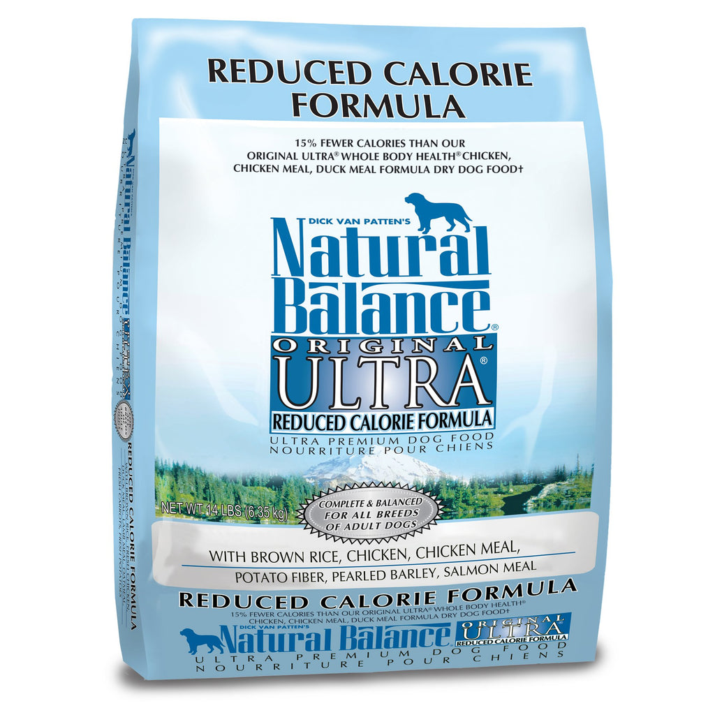 Natural Balance Dry Orig Reduced Calorie13lb