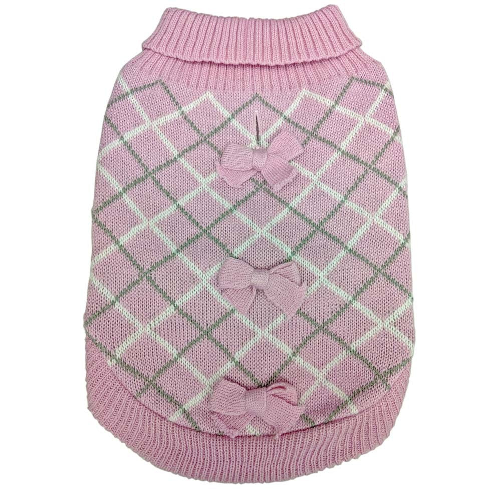 Fashion Pet plaid pink lg