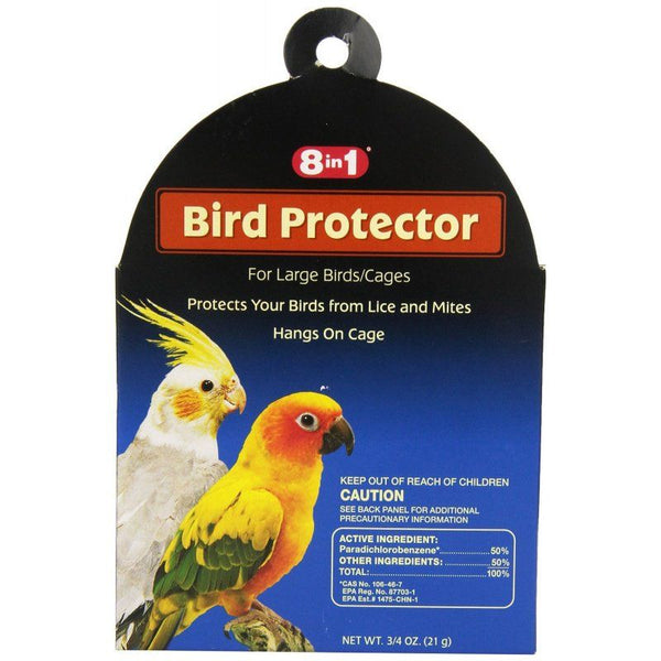 Ecotrition Pet Products Bird Cage Protector - Large Cages - .75 oz