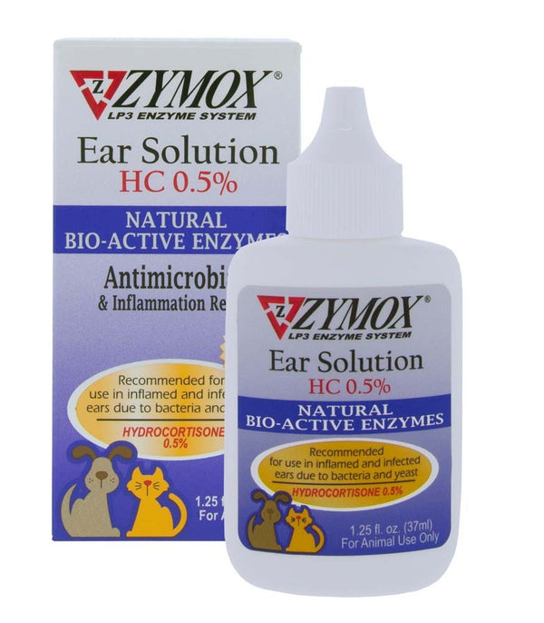 OTIC EAR SOLUTION 1.25OZ BTL W