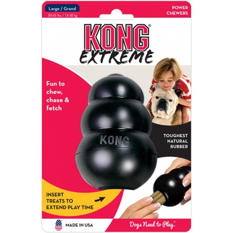 KON Original Kong Black