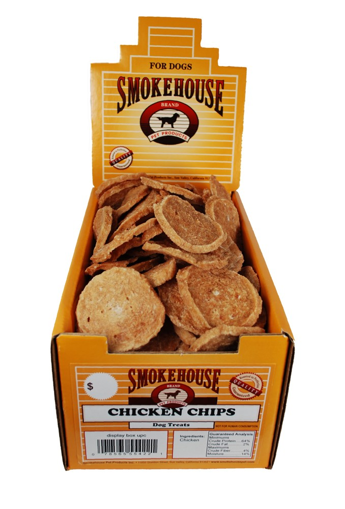 Smokehouse Chicken Chips Large