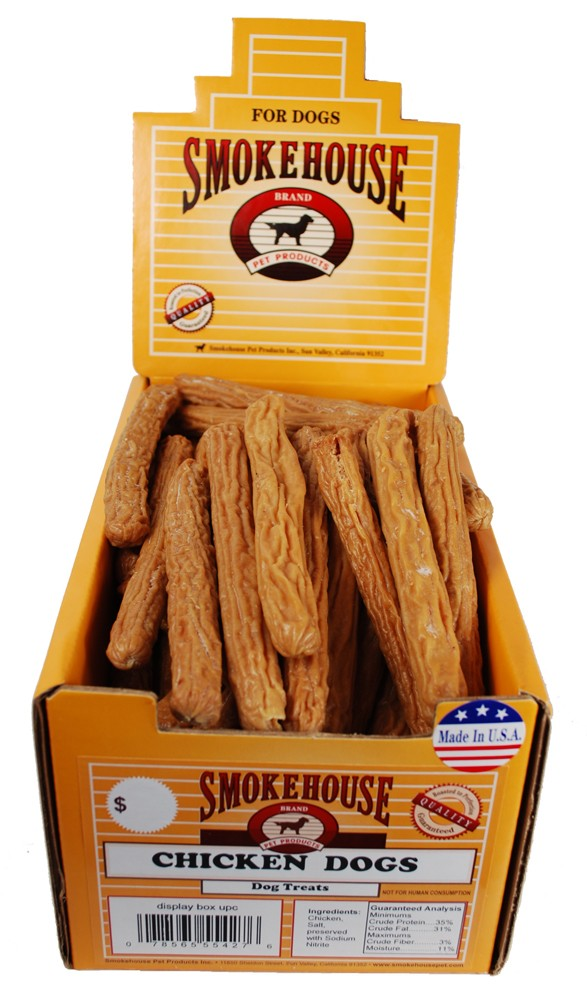 Smokehouse USA Made Chicken Dogs