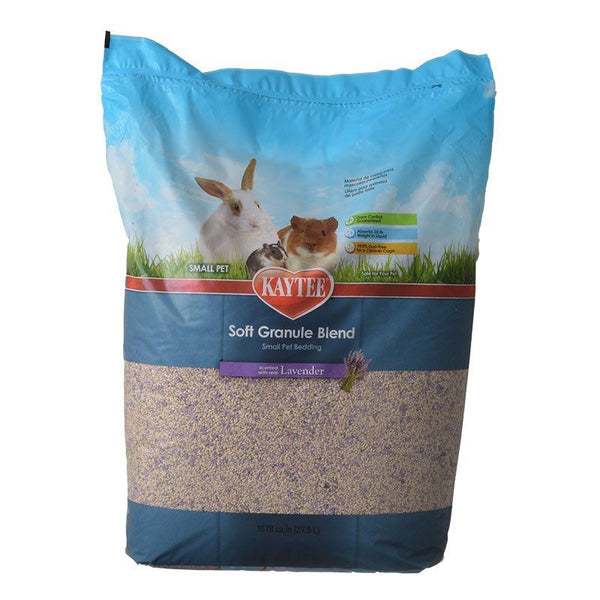 Kaytee Soft Granule Blend Small Animal Bedding Lavender 27.5L