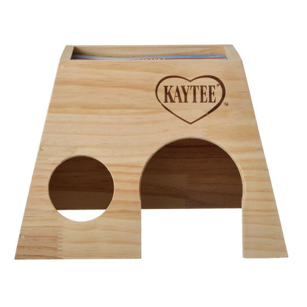Kaytee Woodland Get-A-Way Hideout Large