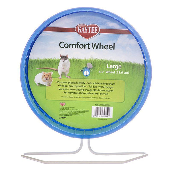 Kaytee Comfort Wheel Large 8.5in Diameter