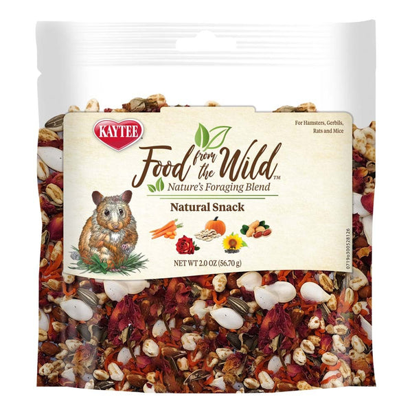 Kaytee Food From the Wild Medley Hamster & Gerbil Treat 2oz