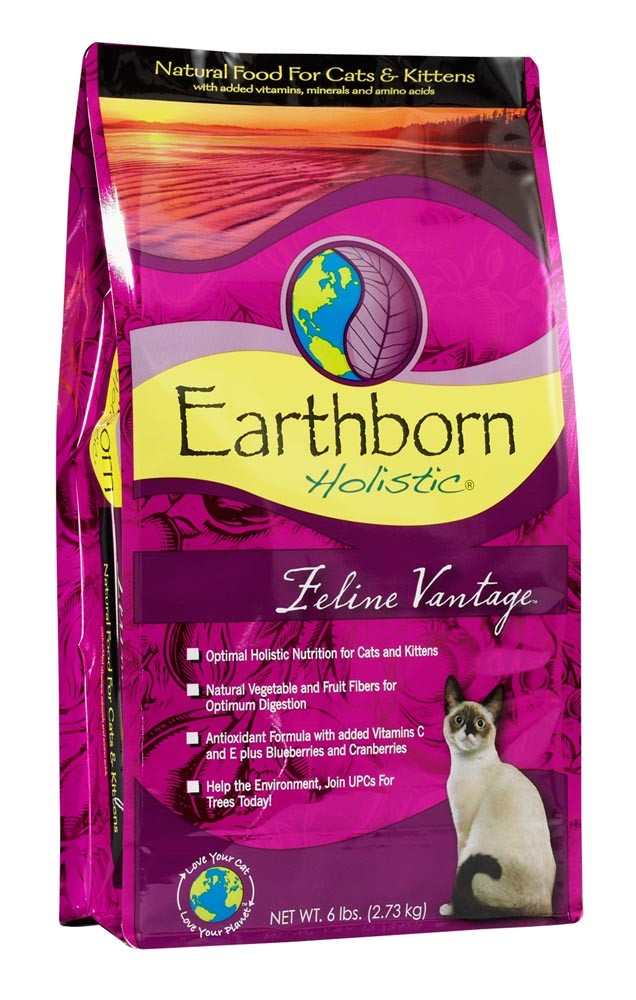 Earthborn Cat Feline Vantage 5Lb