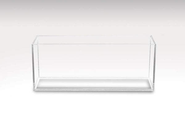Aquatop High Clarity Bookshelf Style Aquarium 7x24x9 6.5gal