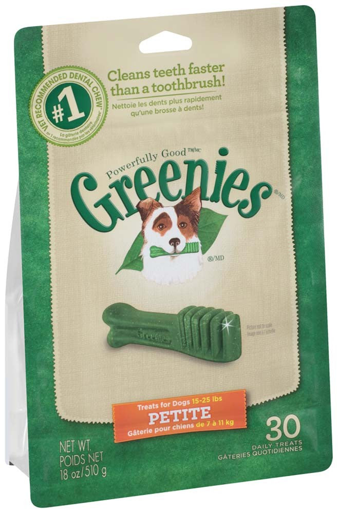 GREENIES Original Dental Treats Petite 18oz