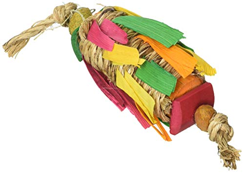 HC Bird Toy  Bamboo Wrap, Med