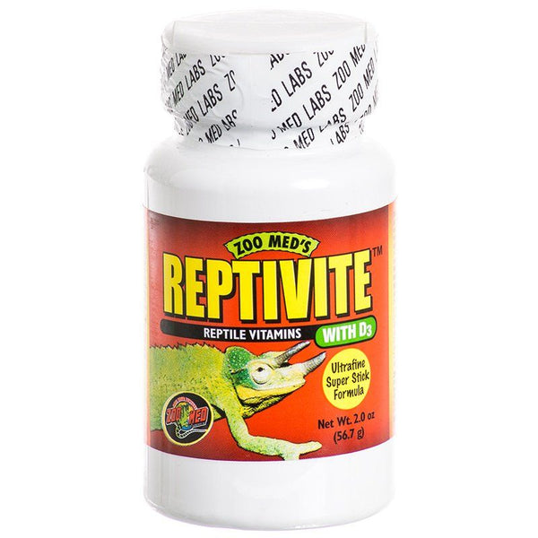 ZML Supplement Reptivite 2Oz