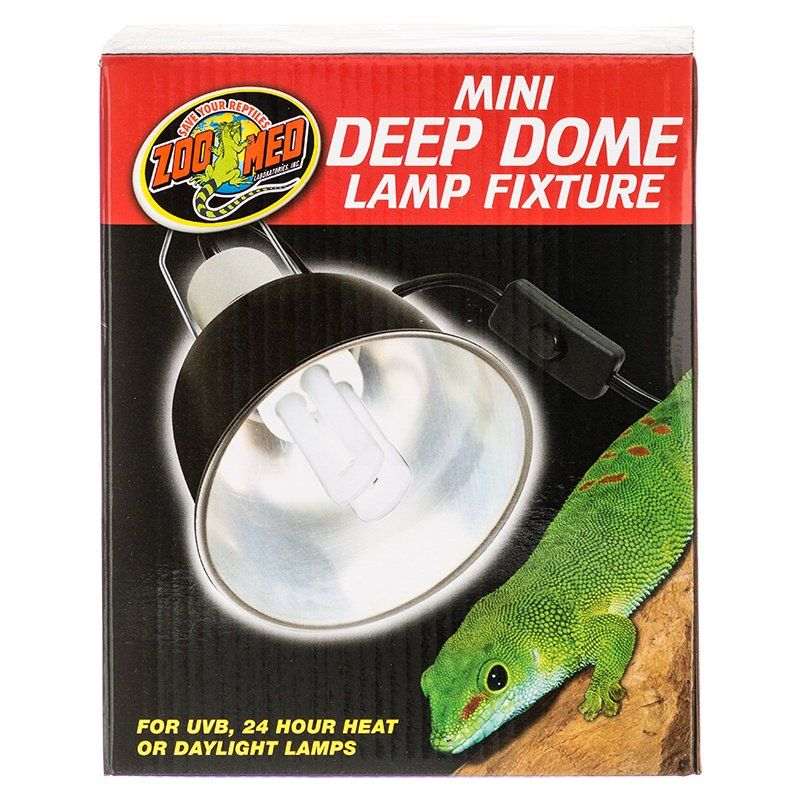 Zoo Med Mini Deep Dome