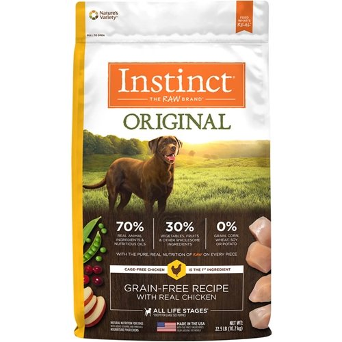 Instinct Dog Rabbit 25.3 lb