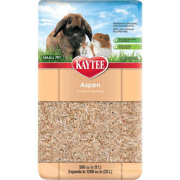 Kaytee Aspen Small Animal Bedding 1200ci