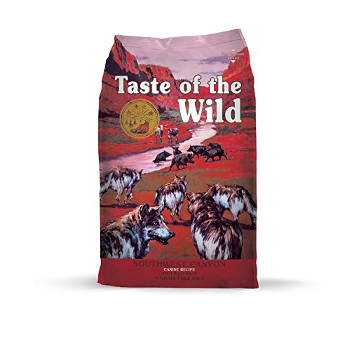 Taste of the Wild Grain Free Southwest Canyon Dog 14lb