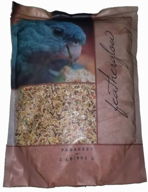 Volkman Seed Featherglow Parakeet Food 2lb
