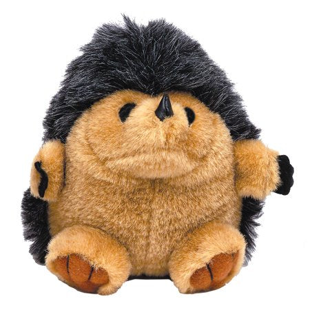 Booda Squatter Hedgehog Plush Dog Toy Large