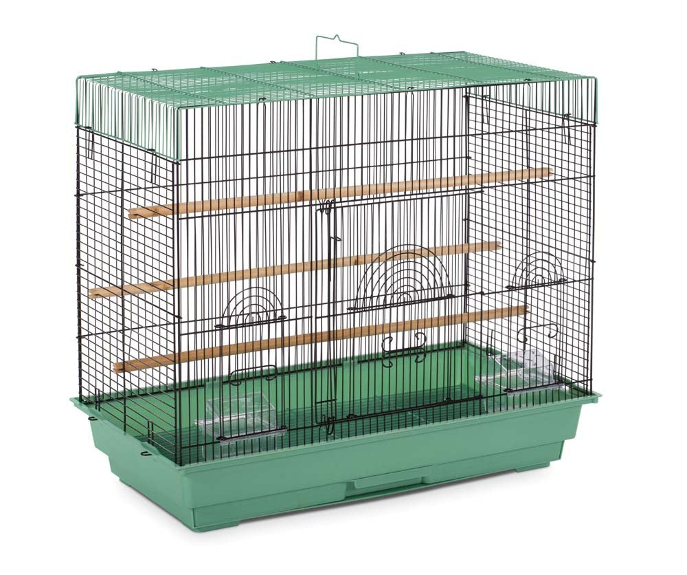 Prevue Pet Products Pre-Packed Flight Cages 26x14x20