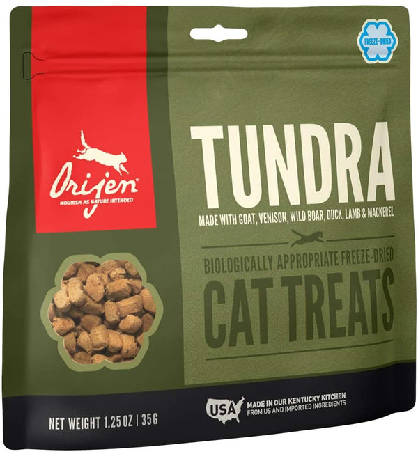 Orijen Cat Freeze-Dried Tundra Treat 1.25oz