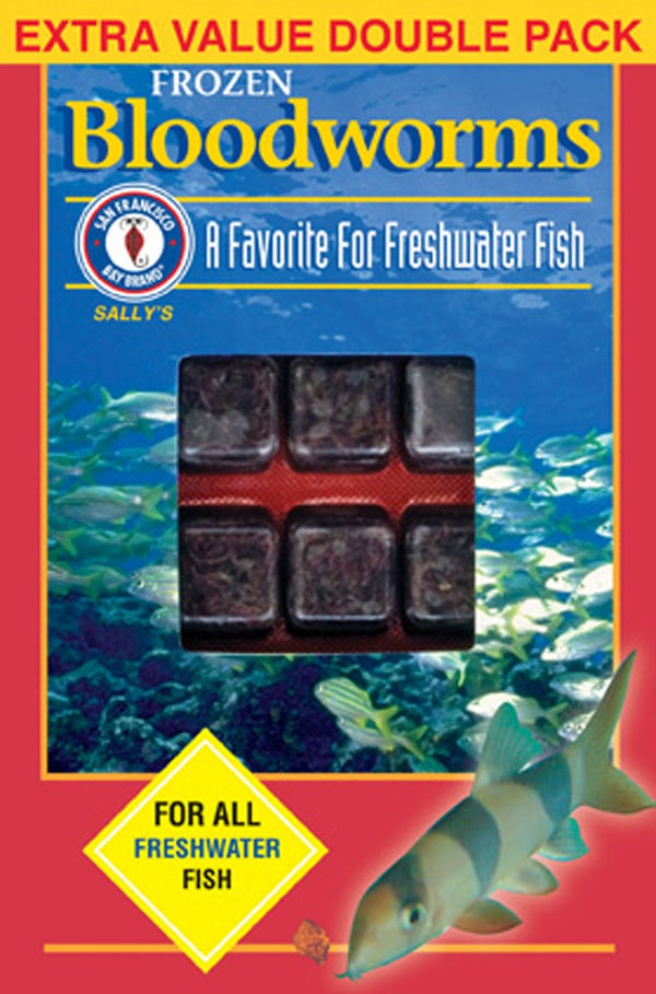 SFB Bloodworm Cube 200Gm
