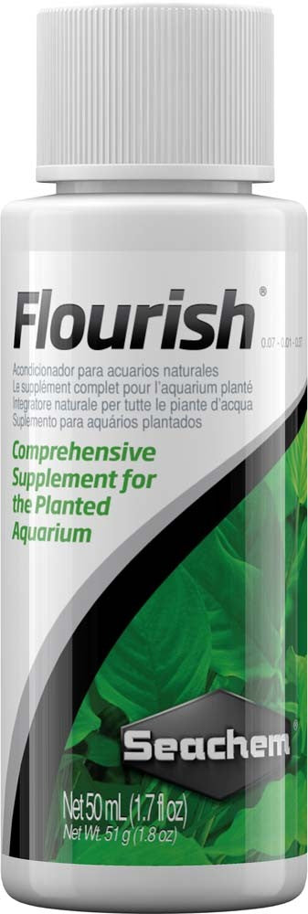 Seachem Flourish 50ml/1.7oz