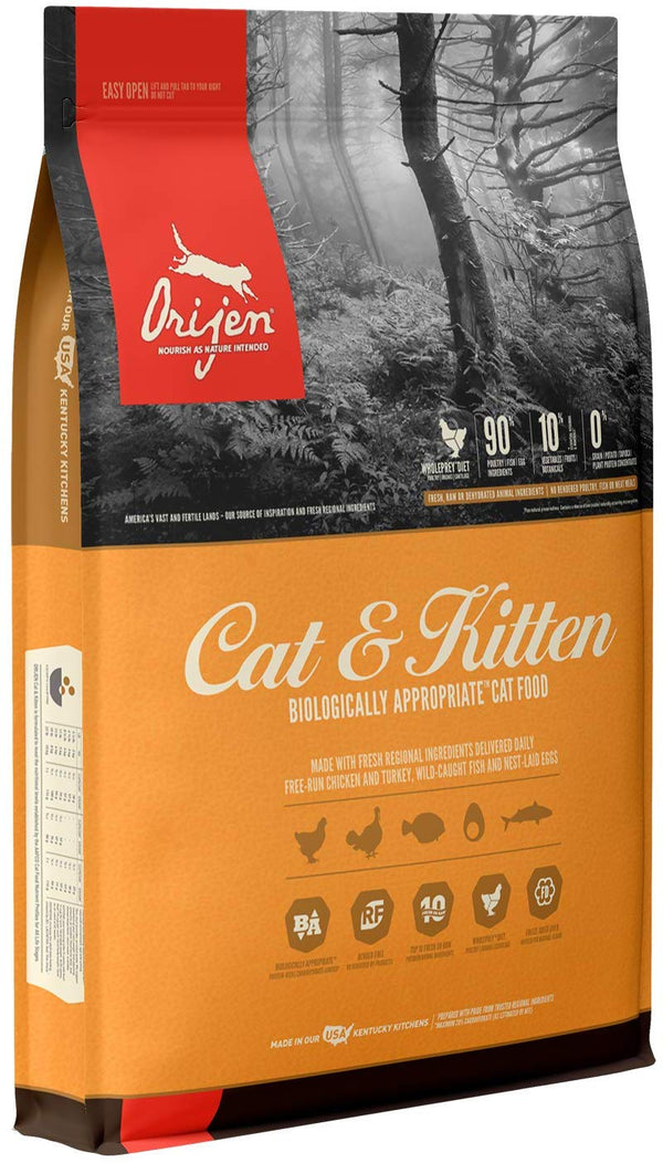 Orijen Cat Usa Kitten 12lb