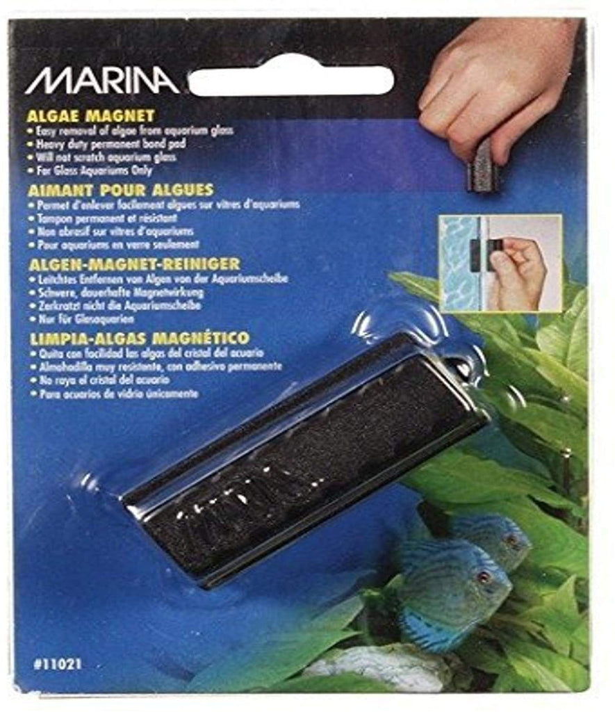 Marina Algae Magnet Aquarium Cleaner - Small