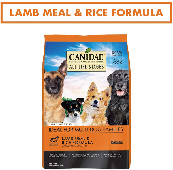 Canidae Lamb and Rice 30#