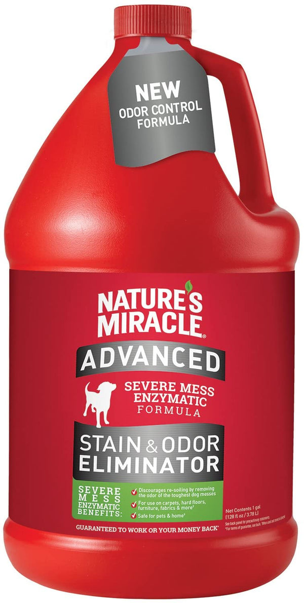 Nature's Miracle Stain and Odor Remover Adv 1G