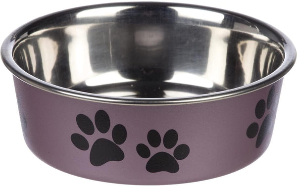 Bella Bowl Metallic Grape Small